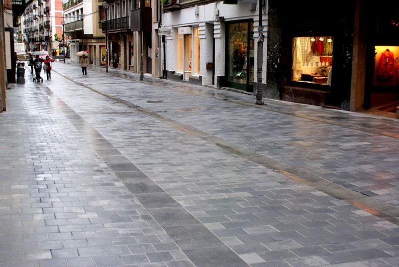 Calle Mayor de Beasain