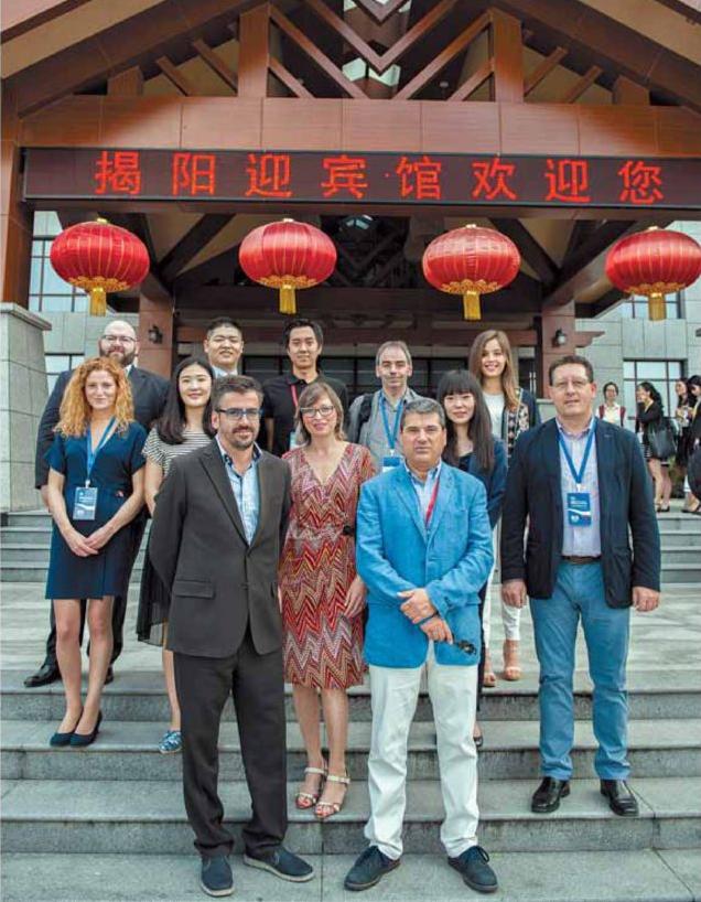PVT Presente En El Foro Empresarial China «Eco-Smartcity»